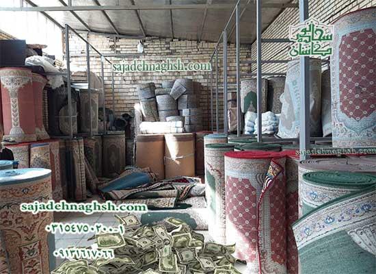 خرید-فرش-محرابی-و-تشریفاتی-مسجد-و-نمازخانه